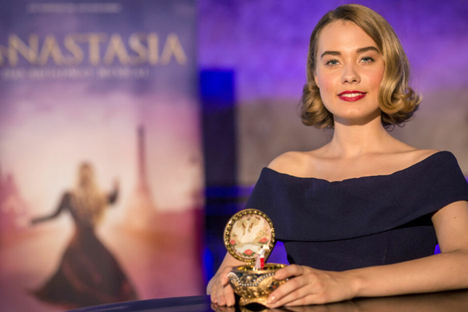 """Judith Caspari reizte die Rolle, """"weil Anastasia ihr Leben selbst in die Hand nimmt, anstatt auf einen Prinzen zu warten""""."""