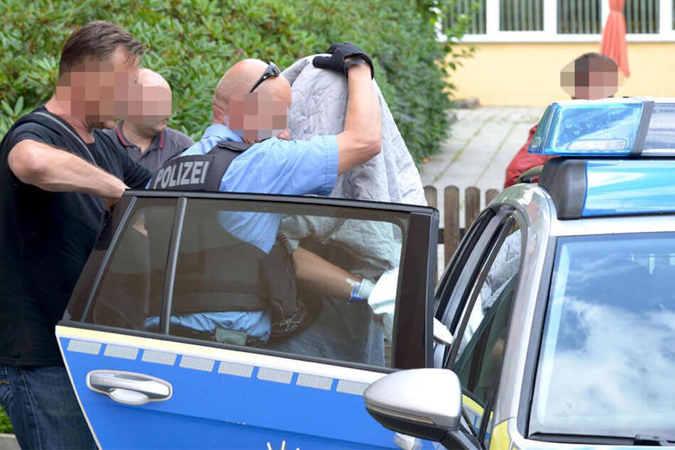 Nach tödlicher Messer-Attacke in Limbach: Tatverdächtiger in U-Haft!