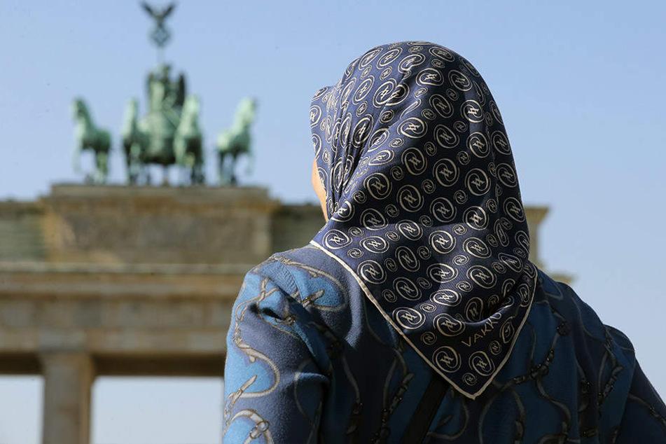 19,3 Millionen Menschen in Deutschland haben einen Migrationshintergrund.