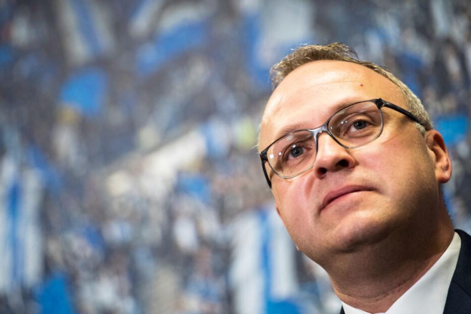 Frank Wettstein wacht als Finanzvorstand über Einnahmen, Ausgaben und Vermögen des HSV.