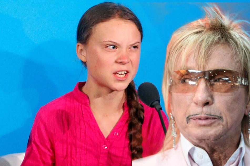 Diss gegen Greta! Bert Wollersheim nimmt kein Blatt vor den Mund