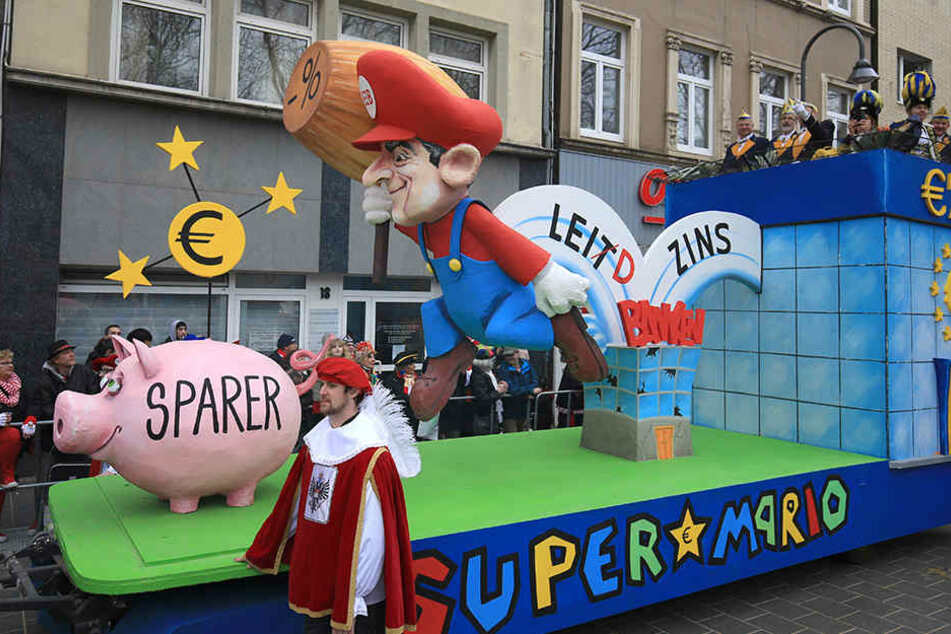 Angst vor Terror im Karneval: Köln verbietet Lkw in Innenstadt