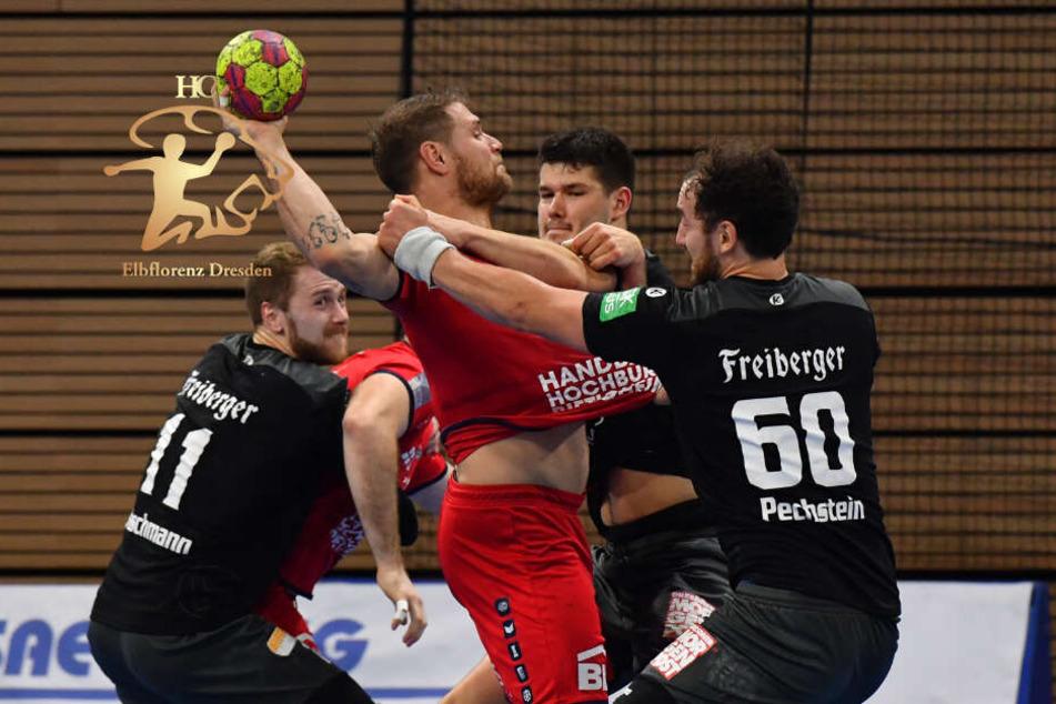 HC Elbflorenz verliert gegen Weltmeister Mimi Kraus