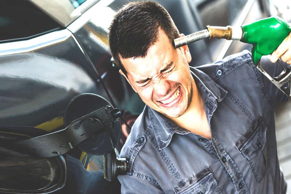Steuererhöhung Benzin