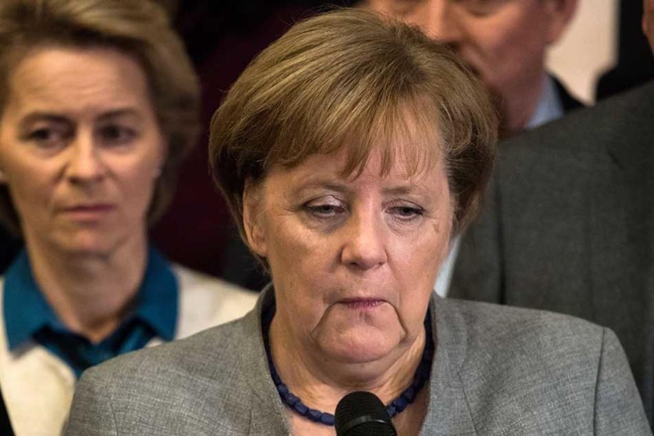 Angela Merkel muss jetzt den Weg frei machen, für einen Neuanfang in der CDU und im Bundeskanzleramt.