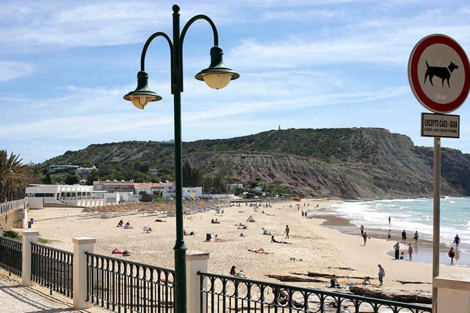 An der portugiesischen Algarve-Küste verschwand Madeleine McCann 2007.