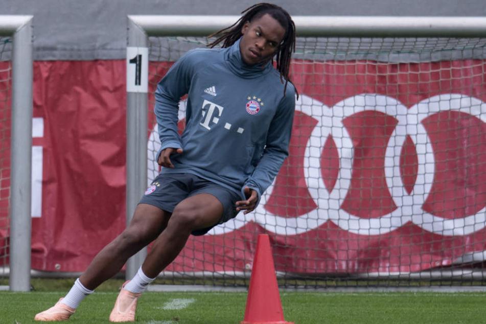 Renato Sanches hat einen schweren Stand beim FC Bayern.