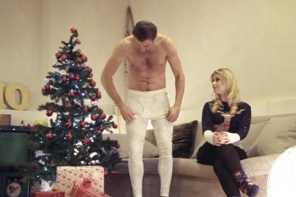 Lange Unterhosen sind keine gute Idee.