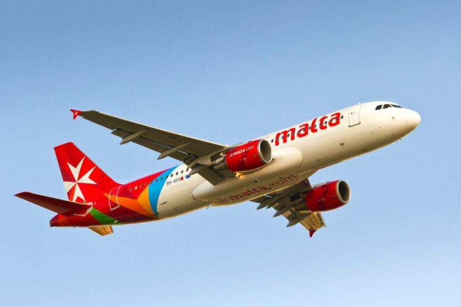 Mit einem Airbus A320 fliegen die Passagiere ab Oktober bequem von Leipzig/Halle zum Malta International Airport.