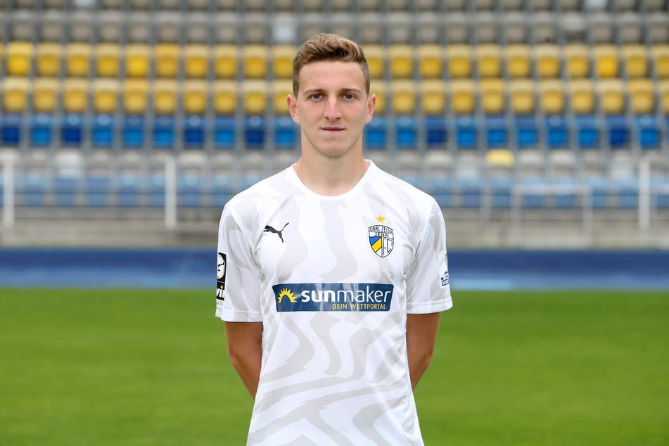 Der Hoffenheimer Meris Skenderovic (23) stellt sich seit Dienstag zum Probetraining vor.