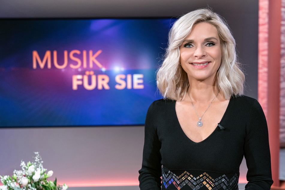 """Uta Bresan (55) moderiert seit 2004 die Wunschsendung """"Musik für Sie""""."""