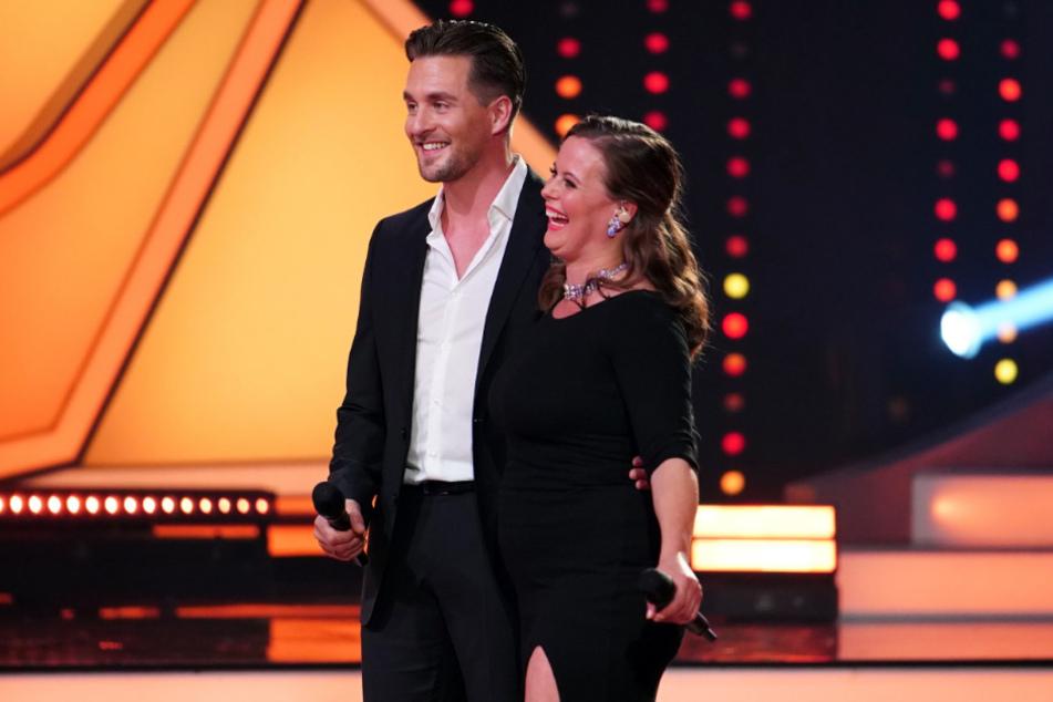 """""""Let's Dance"""": Alexander und Nadja Klaws sorgen für Gänsehaut-Moment"""