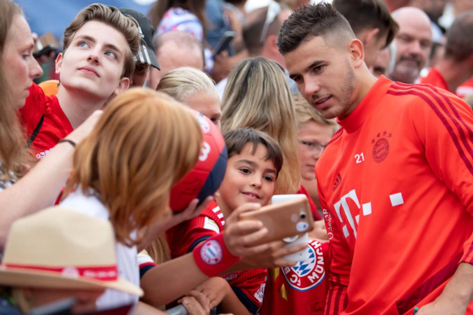 Verlässt Lucas Hernández (24) den FC Bayern nach nur einem Jahr?