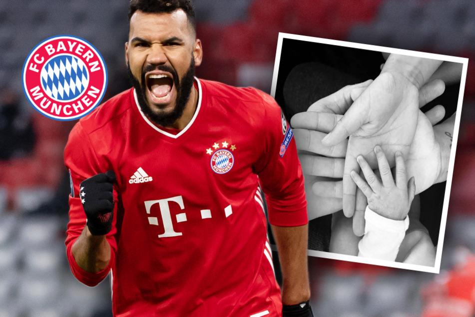 Vaterfreuden beim FC Bayern! Choupo-Moting zum zweiten Mal Papa geworden