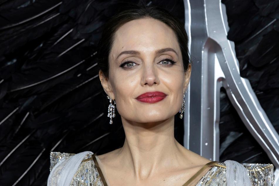 Angelina Jolie: Nächtlicher Besuch bei Ex: Ist Angelina Jolie wieder vergeben?