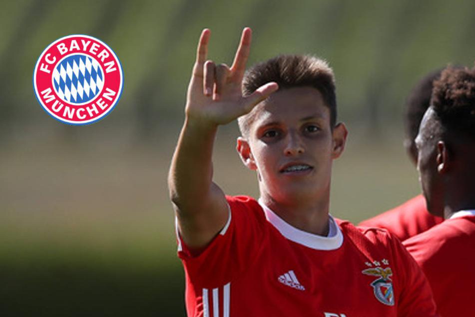 FC Bayern holt sich laut Bericht 19-Jähriges Offensivtalent Tiago Dantas