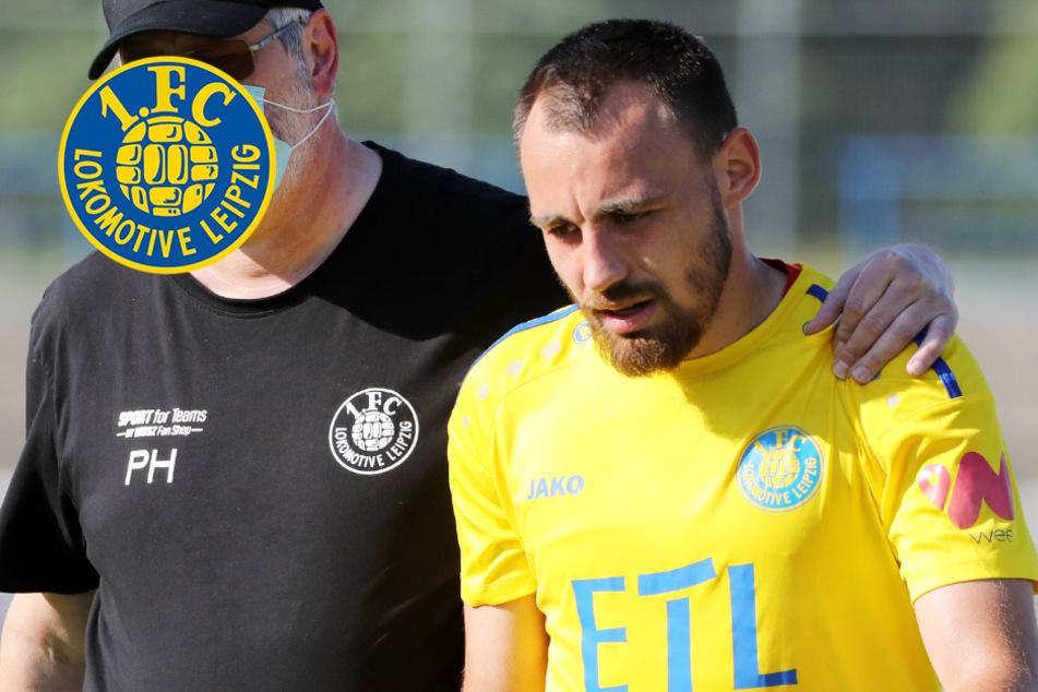 Endlich gute Nachrichten: Zwei Spieler bleiben Lok Leipzig erhalten