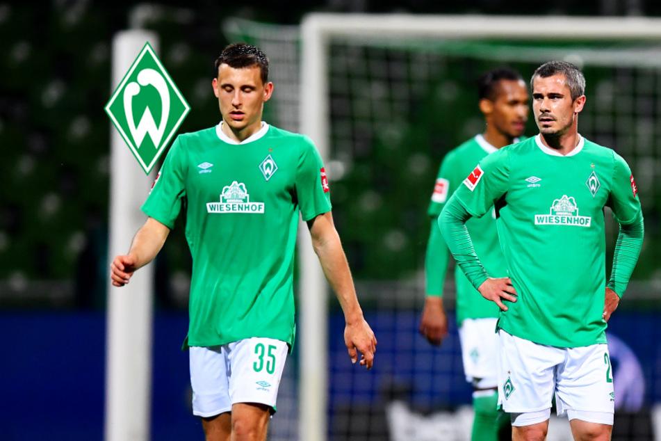 SV Werder geht erneut baden: In dieser Form wird Bremen erstmals seit 40 Jahren absteigen!