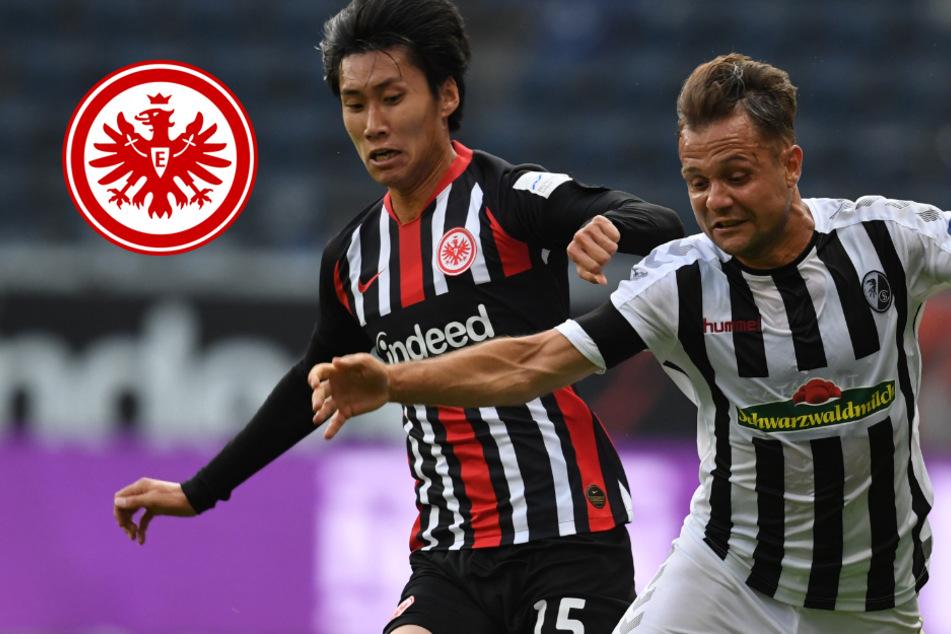 Tor-Spektakel in Frankfurt: Eintracht sichert Punkt nach Doppel-Rückstand gegen Freiburg
