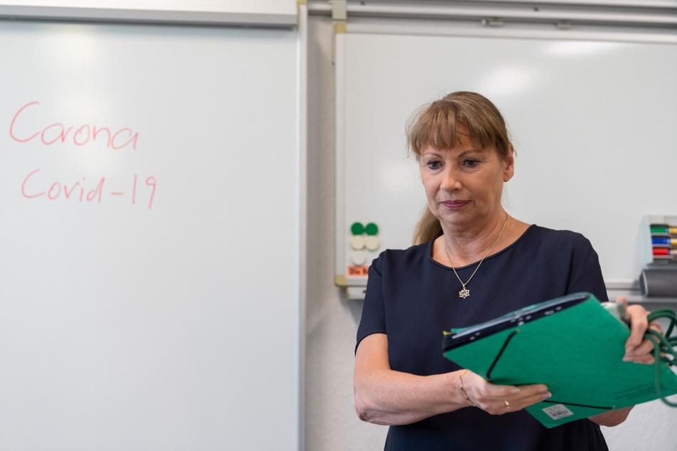 Die sächsische Gesundheitsministerin Petra Köpping (61, SPD).