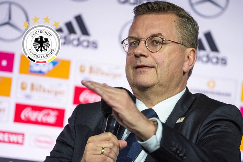 DFB-Boss: Pfiffe gegen Gündogan und Özil haben tiefere Ursachen