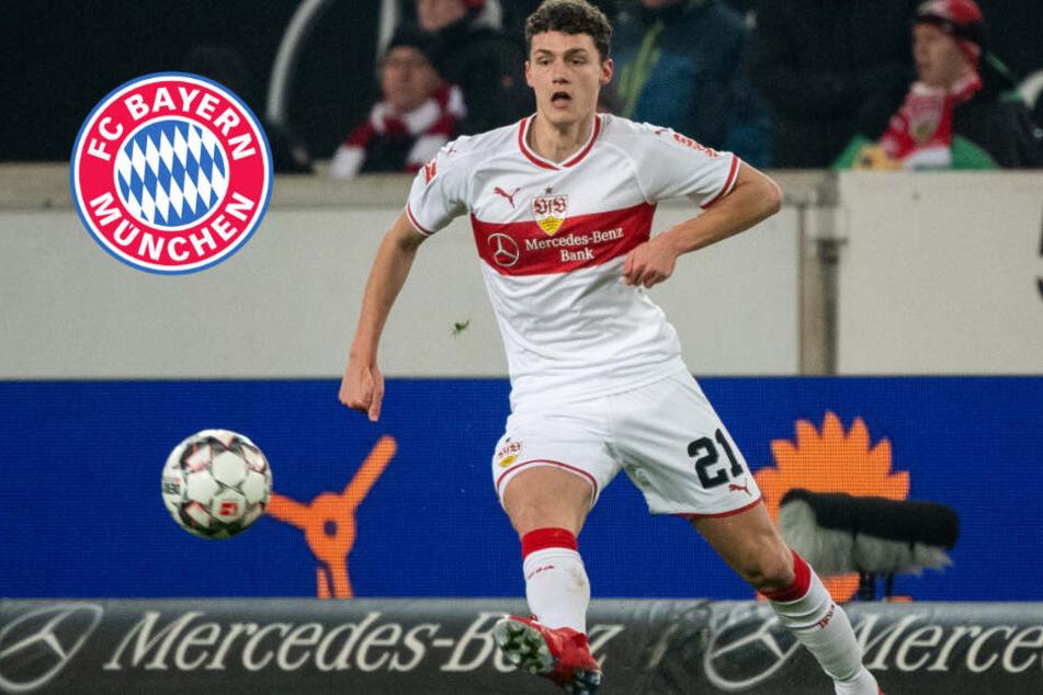FC Bayern: Benjamin Pavard heute zum Medizincheck in München!