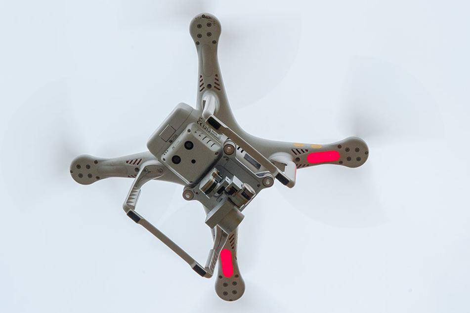Fotos aus der Vogelperspektive werden dank Drohnen immer beliebter.