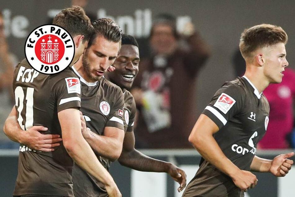St. Paulis Lazarett leert sich kaum: Acht Spieler fehlen!