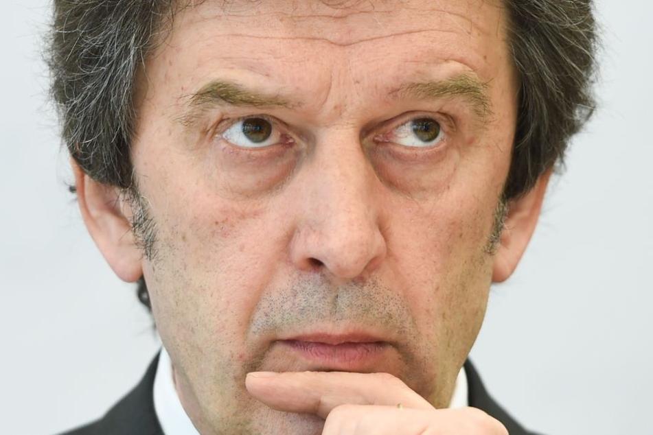 LKA-Präsident Johannes Kunz sieht eindeutige Schwachstellen in der Datenerfassung ausländischer Straftäter.