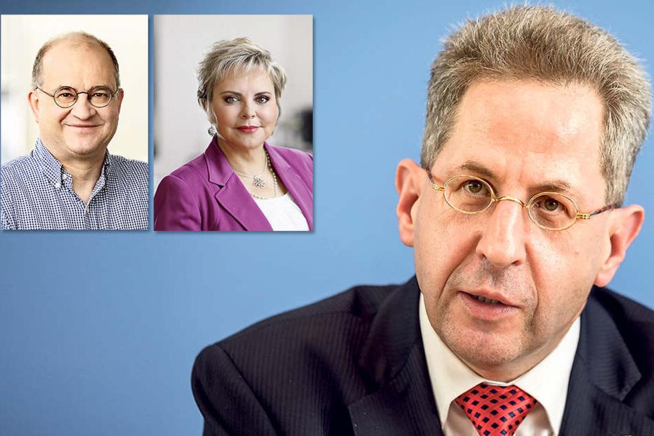 Sachsen-CDUler buhlen um Maaßen