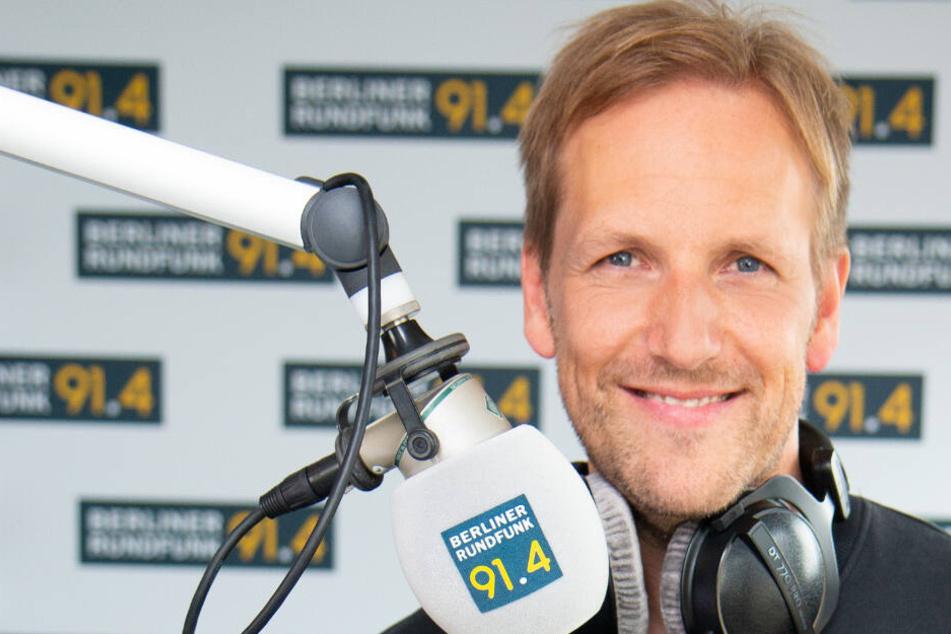 Jan Hahn wird ab sofort neuer Moderator beim Berliner Rundfunk.