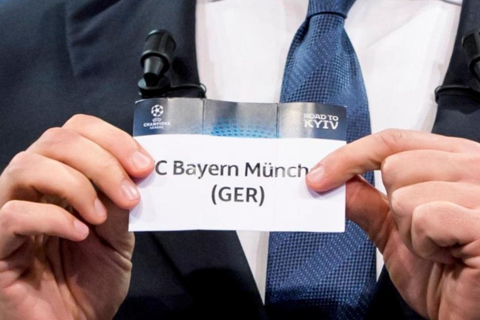 Der FC Bayern München muss erneut gegen Real Madrid antreten.