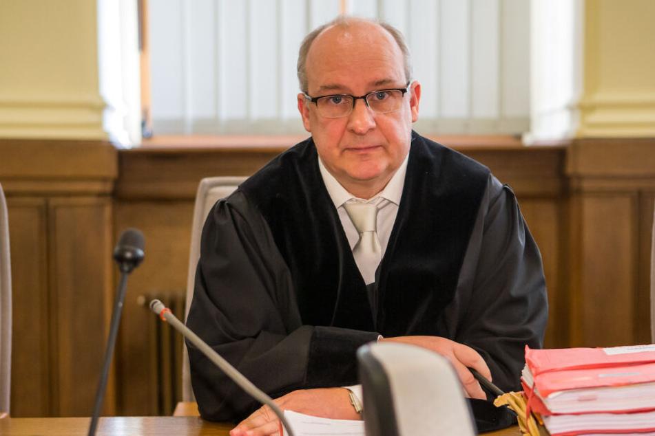 """Für ihn ist der Angeklagte ein """"Hangtäter mit eingeschliffenem Verhaltensmuster"""": Michael Dahms, Vorsitzender Richter der 2. Strafkammer."""