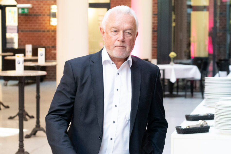 Das Foto zeigt den FDP-Politiker Wolfgang Kubicki im April 2019.