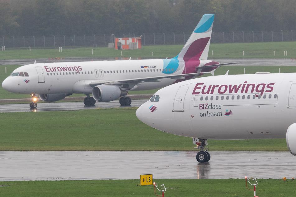 Die Buchungseingänge für Geschäftsreise-Ziele haben sich nach Angaben der Fluggesellschaft Eurowings innerhalb weniger Wochen mehr als verdoppelt.
