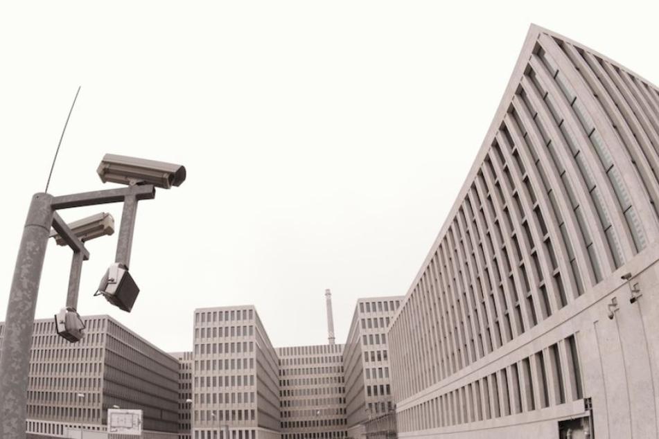 Seit 2016 sitzt der Bundesnachrichtendienst im Neubau an der Chausseestraße.