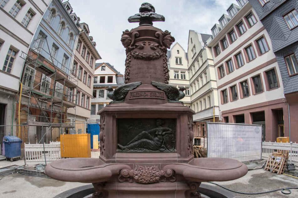Im September 2018 soll die neue Altstadt feierlich eröffnet werden. (Symbolbild)