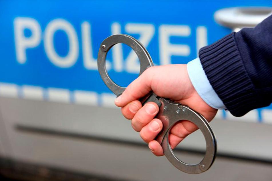Ein 26-Jähriger wurde von der Polizei geschnappt. (Symbolbild)