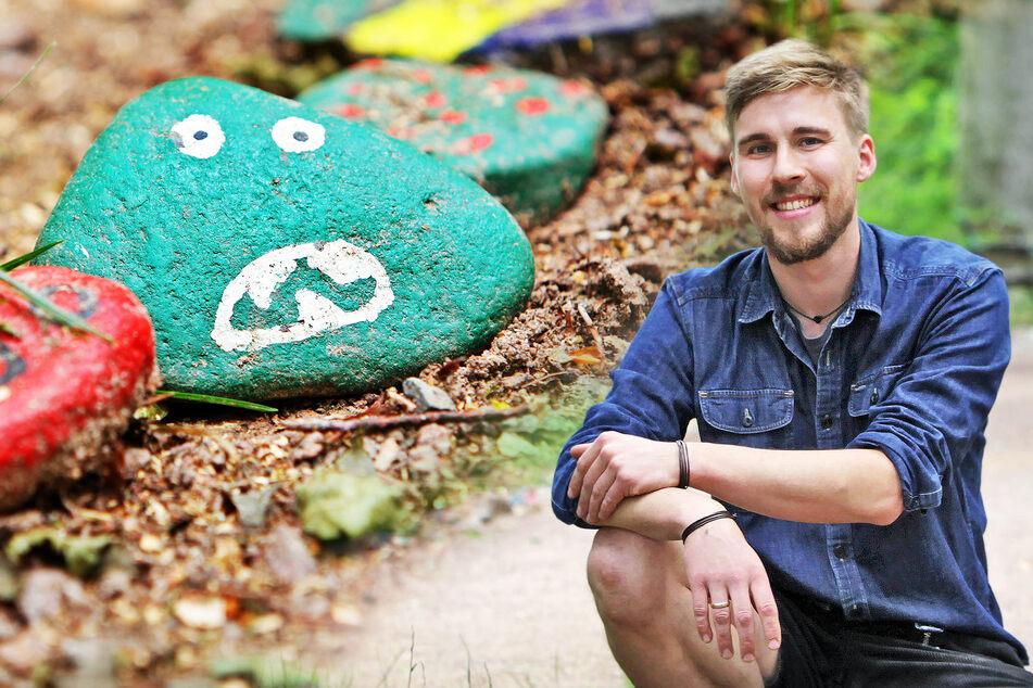 Rettung für die Waldpark-Kunst: Steinschlange kommt vielleicht ins Museum