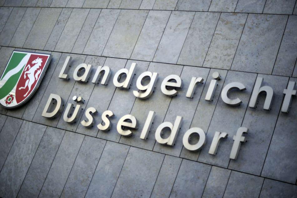 Der Prozess beginnt am Landgericht Düsseldorf.