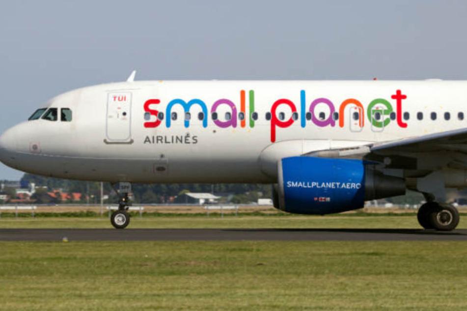 Die Chartergesellschaft Small Plante Airline ist insolvent.