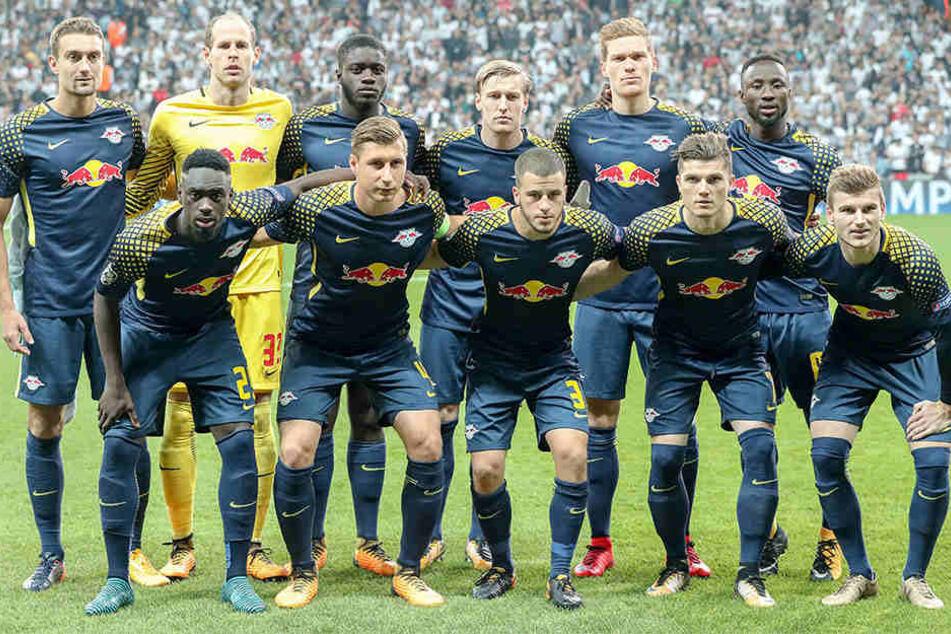 RB-Coach Ralph Hasenhüttl war enttäuscht über die Leistung seiner Jungs in Istanbul.