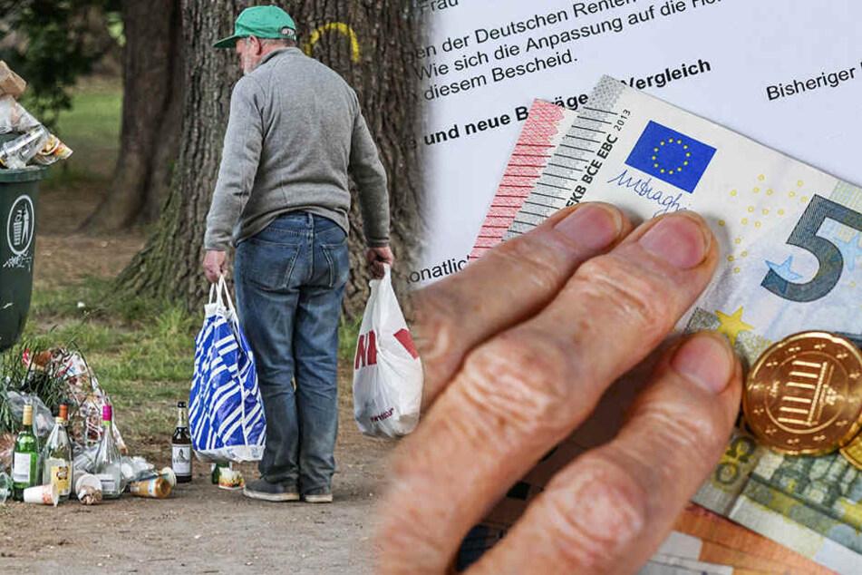Gewerkschaften schlagen Alarm: So vielen Dresdnern droht Altersarmut