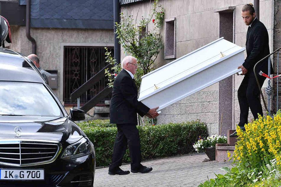 Thüringen: Obduktion nach tödlichem Familiendrama