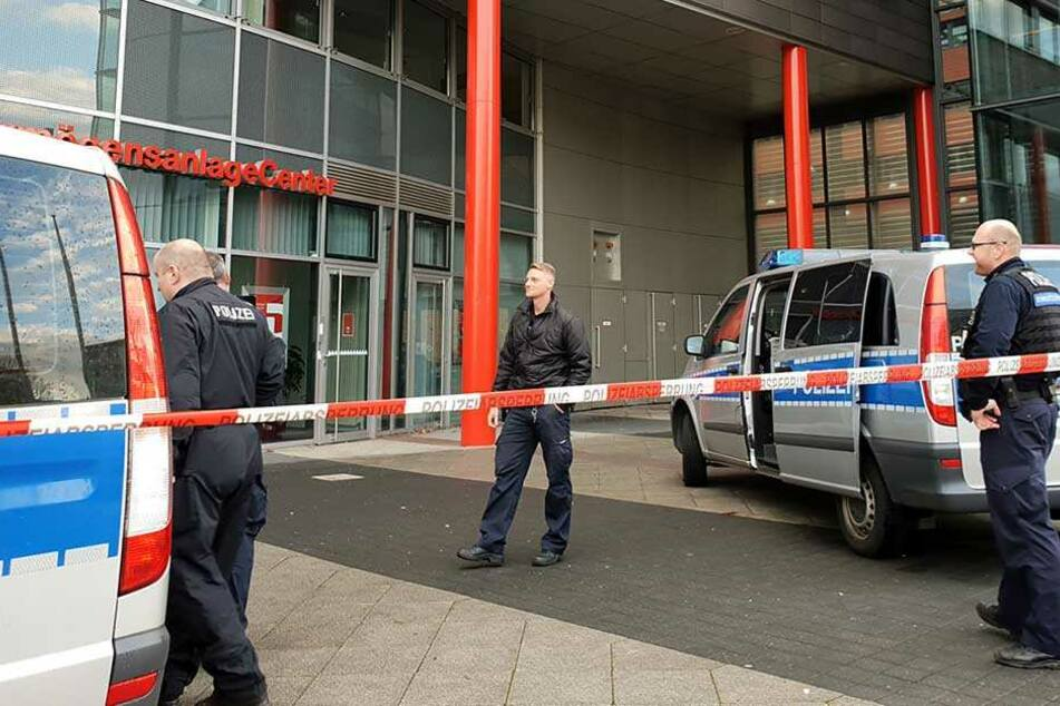 Fünfte Bombendrohung auf Jugendamt in Chemnitz