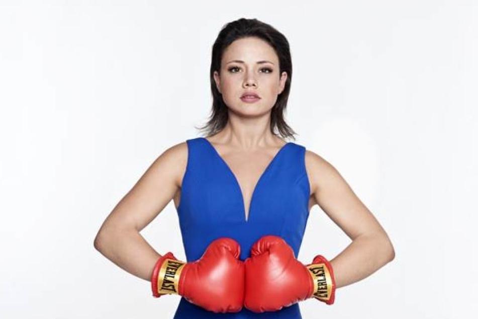Anna Mennicken (25) spielt die Hobby-Boxerin Jenni, die unerwartet viel Geld erbt.