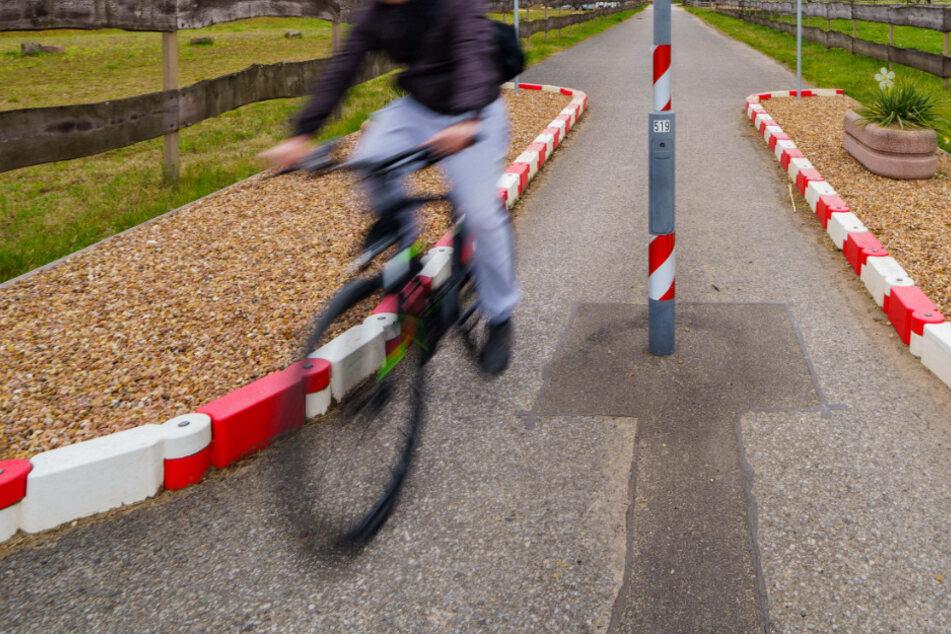 Dieser Fußweg bringt Autofahrer und Biker zur Verzweiflung