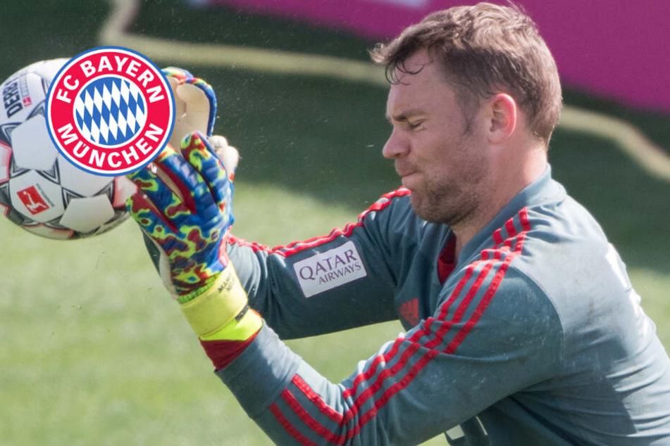 FC Bayern ohne Manuel Neuer: Wie schlimm steht es um den Torhüter?