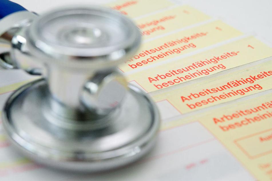 43 Abbrecher holten sich Atteste – alle vom selben Arzt.