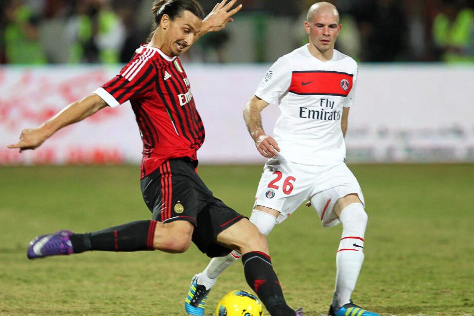 Würde siebeneinhalb Jahre nach seinem Abgang wieder für den AC Mailand die Schuhe schnüren.